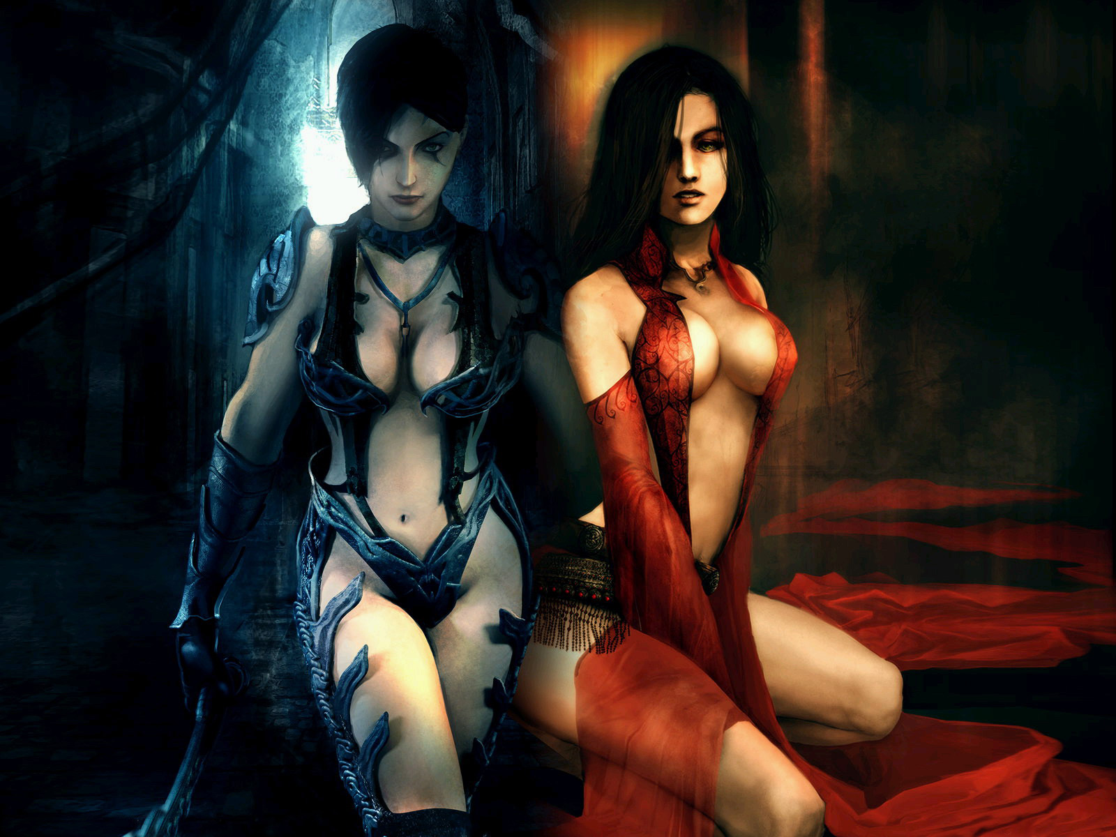 Prince of persia warrior within kaliena sex  adult image